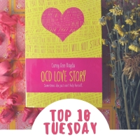Top 10 Tuesday: Most Favorite Fictional Couples in Books