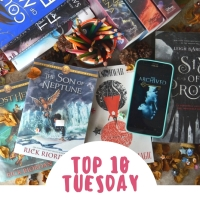 Top 10 Tuesday: ALL TIME Favorite Fantasy Books