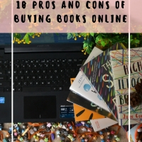 10 Pros & Cons of Buying Books Online