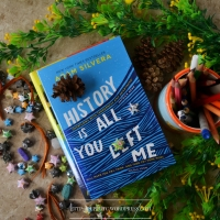 Review: History is All You Left Me // Character Driven, Complex, and Beautiful